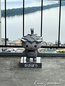 在水一方--初秋記遊之登高眺望天橋立:●傘松公園的吉祥物.JPG