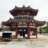 2017初夏14日自由行:●四天王寺--南鐘堂.JPG