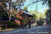 紅葉飄飄15日東京自由行--聚集正能量的香取神宮之旅:25●總門之後是代表性建物──樓門01.JPG