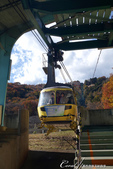 5分鐘內直達寶登山頂的空中纜車:04登山電車近站囉!.JPG