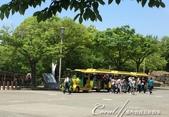 2017初夏14日自由行:●原來是觀光遊園車駛近....JPG