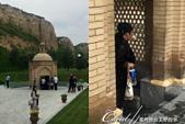2019Amazing!穿越古絲路上的中亞五國之旅(14-4)--烏茲別克斯坦之聖丹尼爾陵墓:04●相信聖人的治愈身體和靈魂的奇蹟是烏茲別克斯坦人根深蒂固的傳統,陵墓附近的泉水,吸引朝聖者前來取水及飲用.