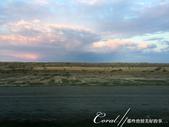 2019Amazing!穿越古絲路上的中亞五國之旅(10-2)--土庫曼斯坦之達瓦札天然氣口:05●乘車自達沙古茲到卡拉庫姆沙漠是段不算短的路,最快約四個小時,而我們因為其中路段施工封路後又折騰了會兒,