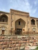 2019Amazing!穿越古絲路上的中亞五國之旅(7-2)--塔吉克斯坦之歷史文化遺產希薩碉堡:02●雖然被稱為新的經學院,但就不同年代的建材看來,應該也是經歷多次修建完成的 (2).JPG