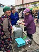 2019Amazing!穿越古絲路上的中亞五國之旅(6-3)--吉爾吉斯斯坦之Osh Bazaar:06●回到路面上,處處新鮮新奇,修鞋匠、賣奶酪的攤車、百貨用品的商店,還有迎面撲來熱騰騰的麵包、饢餅香氣.JPG