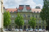 2018不思議之克、斯、義秘境歐遊記(1)--斯洛維尼亞古城巡禮:35●馬利博大教堂對面則是郵政總局.JPG