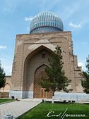 2019Amazing!穿越古絲路上的中亞五國之旅(14-2)--烏茲別克斯坦之三座重要的陵墓:16●在15世紀,比比哈尼姆清真寺 Bibi-Khanym Mosque是伊斯蘭世界最大、最宏偉的清真寺之一.JPG