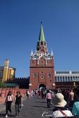 2018印象翻轉的俄羅斯奇幻之旅(2-5)--陰與陽、柔與剛交錯下的莫斯科之心「克里姆林宮」:11●如今的三位一體塔樓是遊客進入的通道.JPG