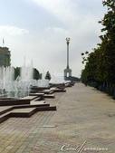 2019Amazing!穿越古絲路上的中亞五國之旅(7-5)--塔吉克斯坦首都杜尚別印象之旅:15●顧名思義,獨立紀念碑是為紀念塔吉克斯坦獨立而建造的.JPG