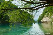 2018不思議之克、斯、義秘境歐遊記(2~2)--普萊維斯國家公園N.P. Plitvice仙境傳說:36●寧靜的水畔,彷佛明鏡,倒映內心世界.JPG