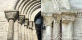 2018印象翻轉的俄羅斯奇幻之旅(5-5)--曾為蘇茲達爾靈魂之地的克里姆林宮:13●原始石灰岩建築時期的精美壁雕.png