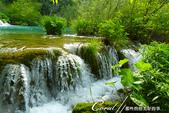 2018不思議之克、斯、義秘境歐遊記(2~2)--普萊維斯國家公園N.P. Plitvice仙境傳說:22●奔流的湖水,宣洩天地的壯志與豪情.JPG