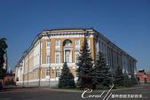 2018印象翻轉的俄羅斯奇幻之旅(2-5)--陰與陽、柔與剛交錯下的莫斯科之心「克里姆林宮」:14●元老院最初是俄羅斯帝國的立法機構所在地,蘇聯時期是最高領導人的辦公室暨官邸.JPG