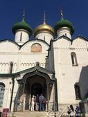 2018印象翻轉的俄羅斯奇幻之旅(5-1)--光明與誨暗層經在此併存的聖艾烏非米夫斯基救世主修道院:30●有著五個穹頂的變形救世主變容大教堂是修道院內的顯目地標,也是保留16世紀宗教繪畫的寶庫.JPG