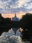 2018印象翻轉的俄羅斯奇幻之旅(6-1)--流連只為守候蘇茲達爾的朝陽升起:09●果然,當朝陽升起那一刻,炙熱的紅光瞬間讓前景變成翦影.JPG