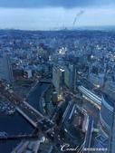 2017關東10日樂得自在:●窗外,正是面臨下班巔峰潮的橫濱.JPG
