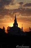 2018印象翻轉的俄羅斯奇幻之旅(6-1)--流連只為守候蘇茲達爾的朝陽升起:12●果然,當朝陽升起那一刻,炙熱的紅光瞬間讓前景變成翦影.JPG
