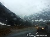 2019Amazing!穿越古絲路上的中亞五國之旅(8-1)--塔吉克斯坦之伊斯坎達爾湖:02●風吹雪飄雨淋淋,此情此景生平第一遭.JPG