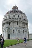 ●逍遙10日義大利:●這是教堂前的洗禮堂.jpg