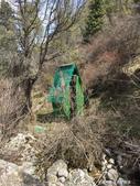 2019Amazing!穿越古絲路上的中亞五國之旅(6-1)--吉爾吉斯斯坦之阿拉阿查國家公園:11●小木屋造型的茅廁.JPG