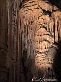 2018不思議之克、斯、義秘境歐遊記(6~2)--帶著想像進入波斯托伊那鐘乳石溶洞 Postojns:14●參觀此處切記:不可碰觸、照相不可開閃光燈,以免影響鐘乳石的成長.JPG