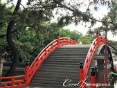 2017初夏14日自由行:●實際上橋走一趟,發現拱型橋身還真陡呢.JPG