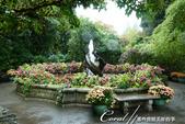 2018加拿大四年一度鮭魚洄遊V.S.洛磯山脈國家公園健走趣(7)--布查花園 :21●Sturgeon Fountain 蟳魚噴泉.JPG