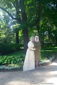 2018印象翻轉的俄羅斯奇幻之旅(3-2)--一窺托爾斯泰故居紀念館之不凡人物的平凡日常:10●不知者不明白,這看似羨煞人的文豪夫妻,竟各自有對這段婚姻的不堪回憶.JPG