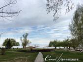 2019Amazing!穿越古絲路上的中亞五國之旅(4-5)--吉爾吉斯斯坦之伊塞克湖渡假村:08●隨著腳步接近,位於海拔1609米的伊塞克湖就這樣映入眼簾.JPG