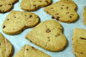 ●收集生活中,隨處可見的心:●第一個習作愛心餅乾.jpg
