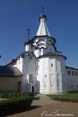 2018印象翻轉的俄羅斯奇幻之旅(5-1)--光明與誨暗層經在此併存的聖艾烏非米夫斯基救世主修道院:34●同樣位在救世主變容大教堂旁的是與食堂相連的聖母升天教堂.JPG