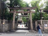 2017初夏14日自由行:●難波八阪神社的鳥居.JPG