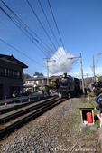 秩父鐵道SL蒸汽老火車:SL蒸汽老火車,高分貝「呼呼!頃嗆!頃嗆!」地從我眼前經過02.JPG