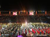 2018印象翻轉的俄羅斯奇幻之旅(3-7)--宛如嘉年華會的莫斯科國際軍樂節 Moscow inte:17●最後一幕集結了近千名表演者同聚廣場,聲勢浩大.JPG