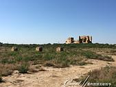 2019Amazing!穿越古絲路上的中亞五國之旅(12-1)--土庫曼斯坦之傳說中的默伏古城:27●與大奇茲‧卡拉堡壘有段距離的遠方還有一處小奇茲‧卡拉堡壘.JPG