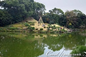 紅葉飄飄15日東京自由行--清澄庭園一眼看不完的池畔風情:08.JPG