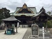 紅葉飄飄15日東京自由行--成田山新勝寺:32●可在重要文化財──釋迦堂這兒祈求開運除厄.JPG