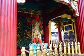 紅葉飄飄15日東京自由行--大猷院:●分別由「毘陀羅」、「阿跋摩羅」、「ケン陀羅」、「烏摩勒伽」,四位夜叉坐鎮德川家光墓所01.JPG