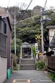 2017關東10日樂得自在:●列車經過後,記憶中的御靈神社便在眼前.JPG