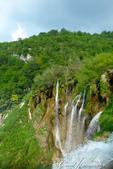 2018不思議之克、斯、義秘境歐遊記(2~2)--普萊維斯國家公園N.P. Plitvice仙境傳說:16●奔流的湖水,宣洩天地的壯志與豪情.JPG