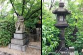 2017初夏14日自由行:●石燈籠、石獅子,靜靜觀望著來來去去的信眾居民與旅人.png