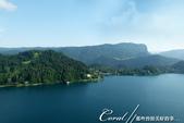 2018不思議之克、斯、義秘境歐遊記(6~4)--閃耀綠寶石光芒的布雷得湖 Lake Bled 與高:44●自布雷得城堡俯瞰著美麗的布雷得湖.JPG