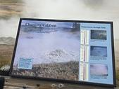 2019自駕隨性之旅(06)--100個死前必去景點之黃石國家公園(泥火山篇):08●從底部岩漿室釋出的熱氣與泡沫持續攪動,使熱水沸騰形成了 Churning Caldron.JPG