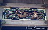 東照宮內彷彿敘述猴子一生的連環雕刻圖:●06-小猴遇到心儀伴侶.JPG