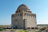2019Amazing!穿越古絲路上的中亞五國之旅(12-1)--土庫曼斯坦之傳說中的默伏古城:19●建於1157年的蘇丹·桑賈爾陵墓 Soltan Sanjar.JPG