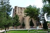 2019Amazing!穿越古絲路上的中亞五國之旅(14-2)--烏茲別克斯坦之三座重要的陵墓:18●由於腹地實在太廣大,所以很難拍下全景,一棟棟的建物,就著麼拼湊了一個到此一遊的記憶 (1).JPG