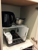紅葉飄飄15日東京自由行--Day 7自煮趣:07●廚下空間也具備了烹飪料理必需的道具.JPG