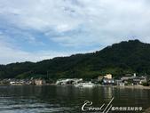 在水一方--初秋記遊之登高眺望天橋立:●沿岸是一個小規模的鄉鎮.JPG