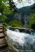 2018不思議之克、斯、義秘境歐遊記(2~2)--普萊維斯國家公園N.P. Plitvice仙境傳說:28●奔流的湖水,宣洩天地的壯志與豪情.JPG
