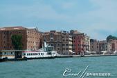 2018不思議之克、斯、義秘境歐遊記(7~1)--人生二度再訪威尼斯Venice:10●航行於威尼斯市與本島之間的岸邊風情.JPG